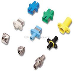 fiber optics communication ,sc lc st fc fiber optical adapter