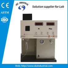 digital cement flame photometer