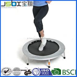 Kids mini trampoline fitness exercise equipments 36'', 38'', 40'', 48'', 55 ''