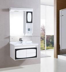 2015 new design modern pvc bathroom vanity cabinets ,bathroom vanity B-8210 for european style bathroom vanity