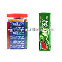 New item colorful chewing gum in india VC-C087
