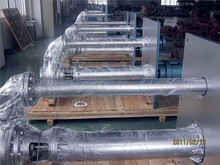 stainlees steel submersible centrifugal pump single phase