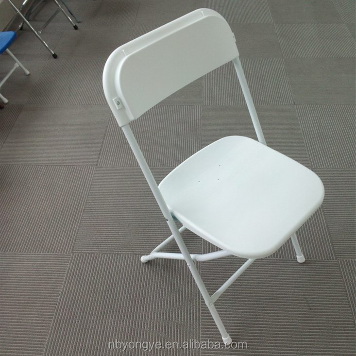 Wholesales good quality plastic folding chair buy for Good quality folding chairs