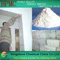 kingstone químico hpmc metil celulosa wallcare para masilla