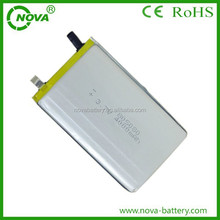 High quality rechargeable Lithium ion 3.7V 4000 mah battery