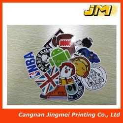 wholesale cheap decorated skateboard sticker