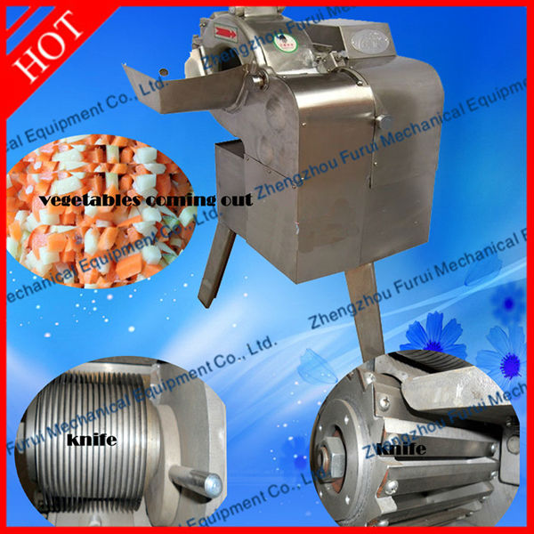 veg dicer machine