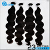 Popular 2015 Factory Price Natural Color Best Selling Double Weft raw unprocessed virgin indian hair