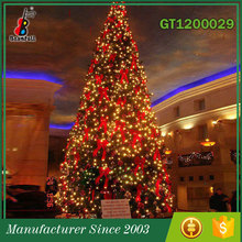 Zhejiang Supplier Wholesale artificial giant huge led navidad Christmas xmas tree ornaments