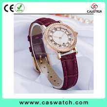 New fashion Ladies Watch, Rhinestone wome's watches with date window