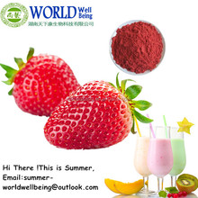 Natural Strawberry Flavor for making ice cream