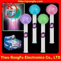 Wholesale electric led meteor light stick led glow stick led stick