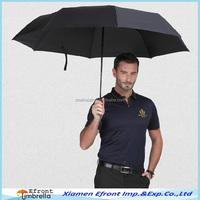 Auto open&close folding umbrella, super windproof business umbrella