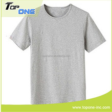 OEM O neck man t shirt with 100% cotton/Custom T shirt with fashion style