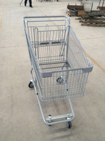 150L American Style shopping trolley (shopping cart)