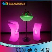 RGB glowing party Led furniture table manufacturer
