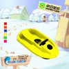 sledge plastic snow sled/car for sales