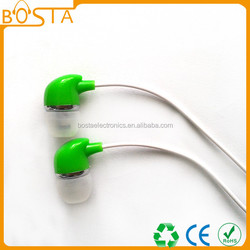 Touring airline design cool fashion polishing colorful earbuds
