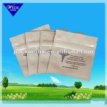 Decorative ziplock bags