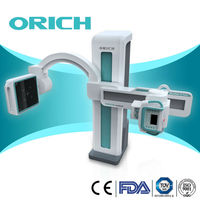 ORICH 500mA DR x ray machine Siemens quality reasonable price CE/FDA