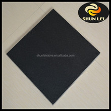 High quality and competitive price of China black granite