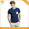 Wholesale High Quality 100% Cotton Polo T Shirt With Pocket