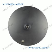 Best Deal Yoeleo Chinese Tubular Carbon Disc Wheel