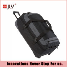 31'' duffel bag/ trolley duffel bag/travel duffel bag hot-selling in euro,russia,usa