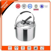 Detachable design vacuum wide mouth travel pot