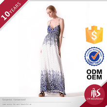 custom summer Sexy Hot Selling Fashion sexy night dress for women