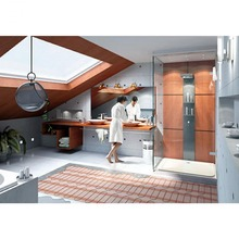 Used In The Kitchen Used In The Bathroom Water Proof Heating Systems