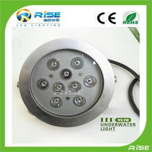Endurable Life 9W Wonderful Color LED Underwater Lights