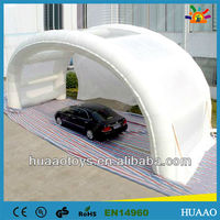 Popular bubble tent/ inflatable car cover for sale