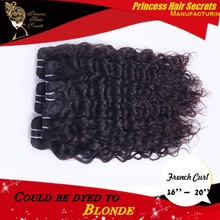 Best Quality Hair No shedding brazilian wavy hair extension human hair ponytail