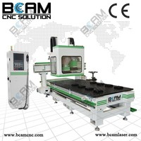 BCAM Pro2015 top sale: wood cutting machine for furniture or door BCM 1325 D