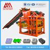 QTJ4-25 automatic hollow block making machine/ solid block machine/ pavement block machine