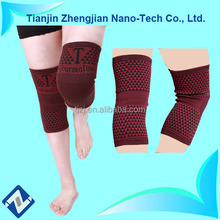 Nano tech magnetic knee support fashion good elastic knee wraps knee straps