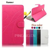 Smart Back Cover Wallet high quality Leather Phone Case for Umi Hammer