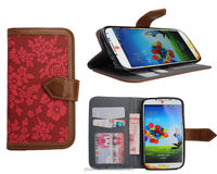 Hot Selling 5.5 inch Wallet Phone Case with Card Holder Wholesale Smart Phone Cover