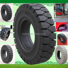 Professional Manufacturer 7.00-9 Solid Tires for Forklift With Good Price