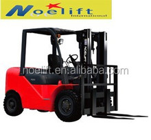 counterbalance 5ton diesel forklift truck for promotion sale for South Africa market
