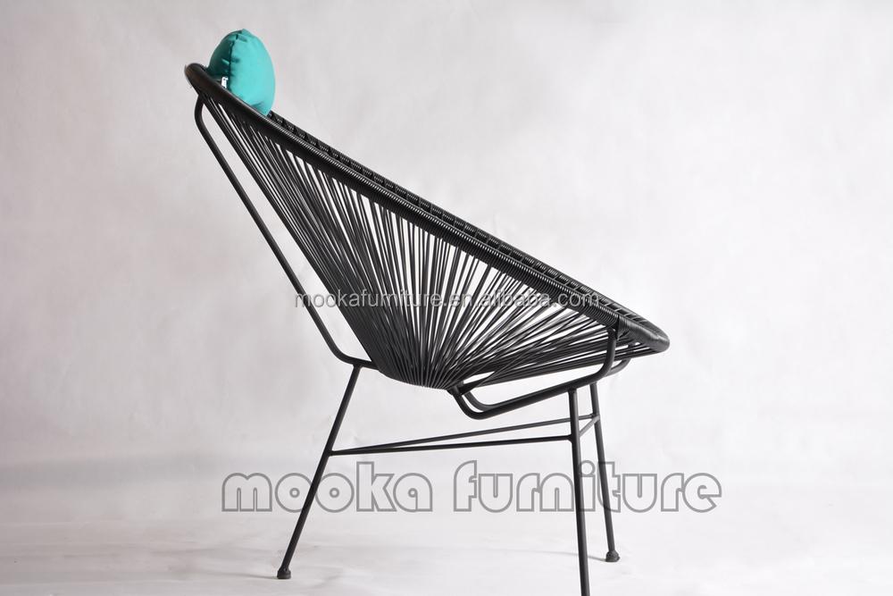 hotsale ext rieur en rotin chaise en osier chaise acapulco mkr01 outils de jardin id de. Black Bedroom Furniture Sets. Home Design Ideas