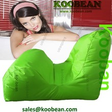 bulk sale red bean bag lounger for adulte use,indoor bean bag lounger,bean bag cover from china supplier