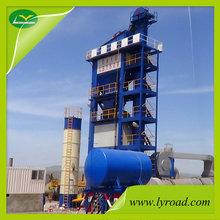 20-480t/h stationary asphalt hotmix plant asphalt producers