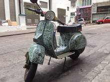 Vespa PX 200 Customized