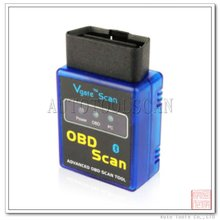 ELM327 Vgate Scan Advanced OBD2 Bluetooth Scan Tool(Support Android and Symbian) [ ELM004 ]