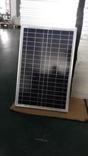 Poly solar panel 25W with CE/25w Solar Panel Pv Panel/25W 17.5V 1.43A solar panel