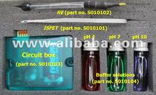 ISFET pH sensor kit