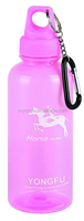 Cheap plastic decorative sport water bottle