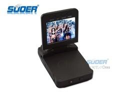 Suoer factory price 2.5 inch car DVR camera TFT LCD screen HD portable car DVR 1080p manual car camera hd DVR